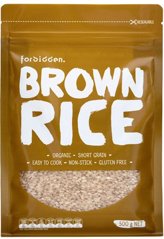 Forbidden Organic Brown Rice