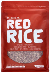 Forbidden Organic Red Rice