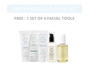 Dirty Pores Go Away Set (Normal Usage)