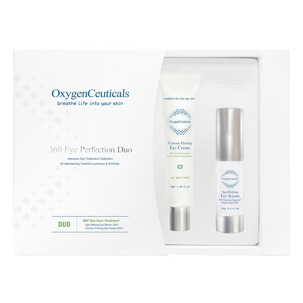 OxygenCeuticals 360 Eye Perfection Duo