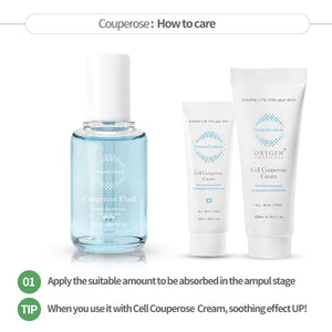 OxygenCeuticals Couperose Fluid