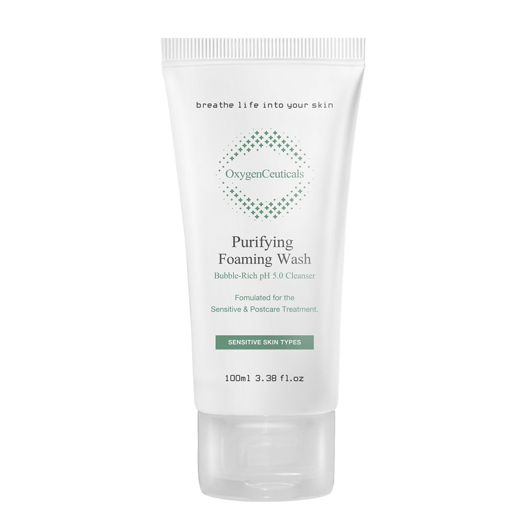OxygenCeuticals Purifying Foaming Wash