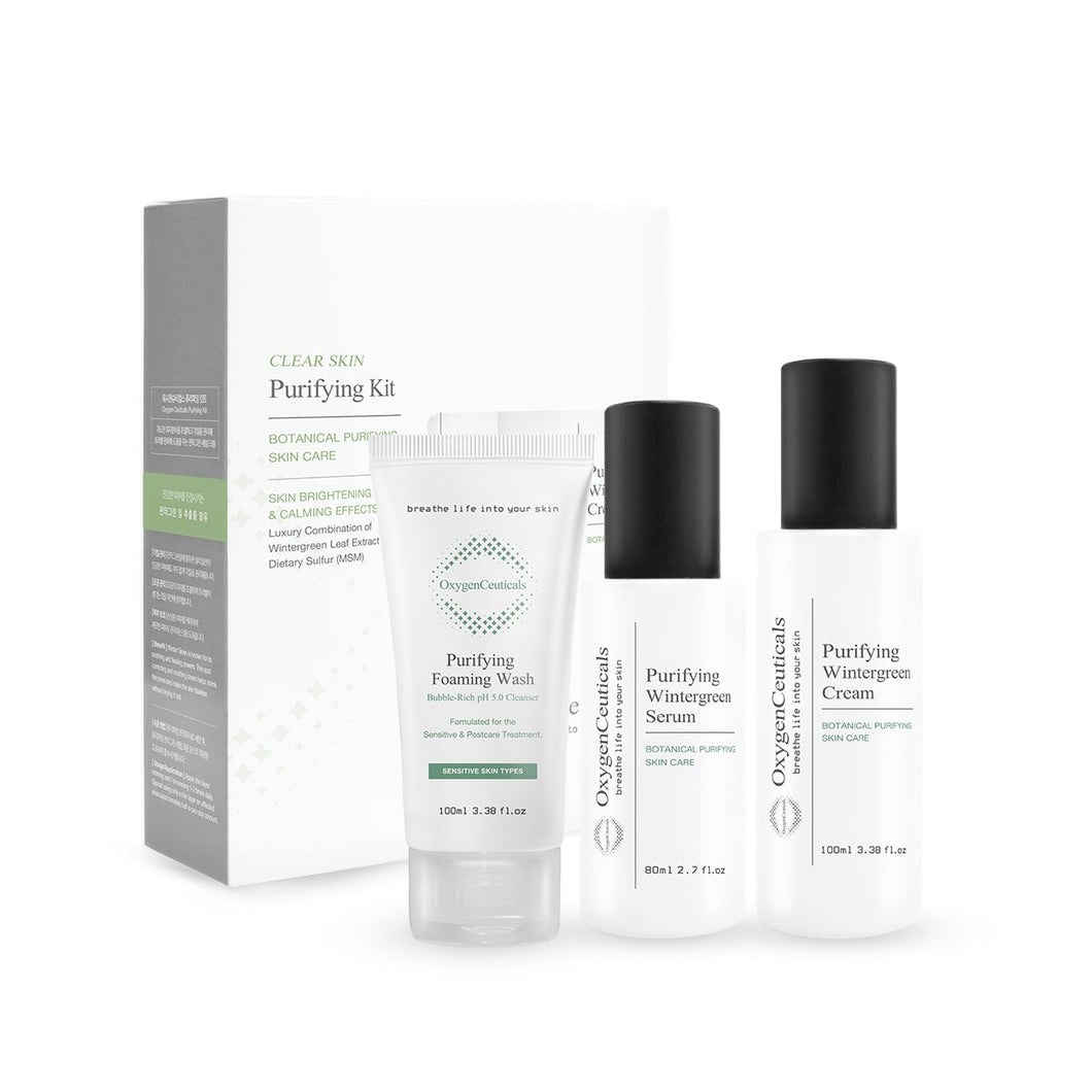 OxygenCeuticals Purifying Kit