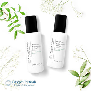 OxygenCeuticals Purifying Wintergreen Serum