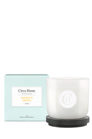 Mango & Papaya Candle 260g