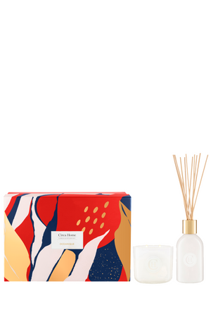 Oceanique Candle & Diffuser Gift Set