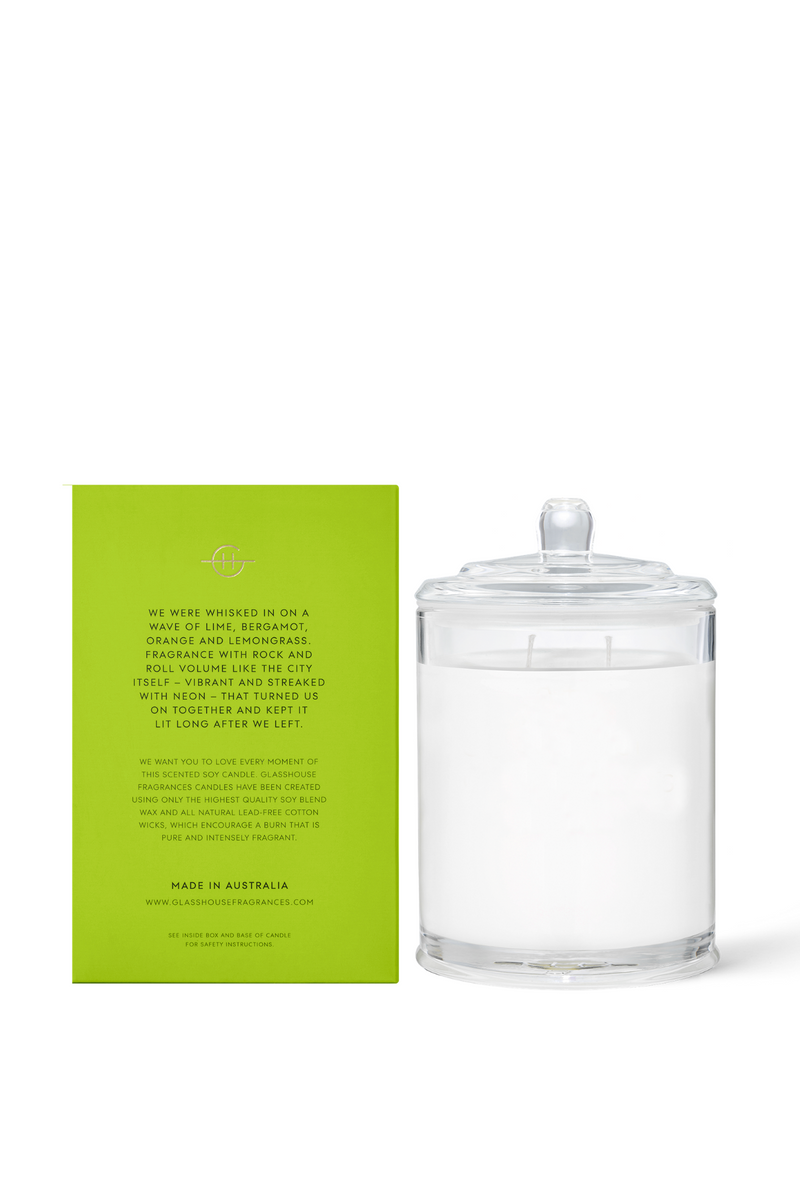 We Met in Saigon 380g Candle