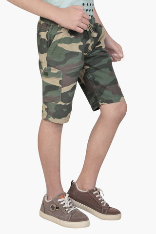 PRINCE SHORT PANT CAMO (2-5 Years)