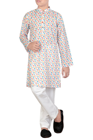 Boys Panjabi MULTI COLOR (0-7 years)