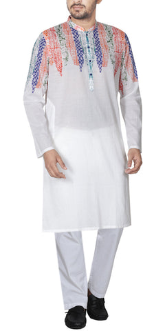 Men's Panjabi  SPRING FOLK