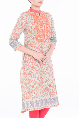 Women's Kurti MEADOW MIST