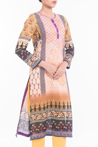 Women's Lawn ( 3 PIECE ) YELLOW