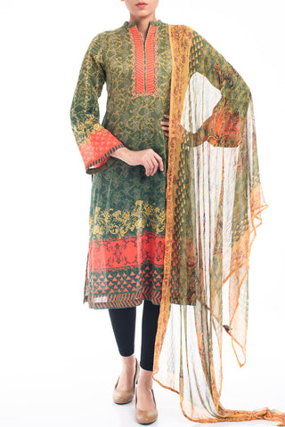 Women's Lawn TREE TOP (2 Piece)