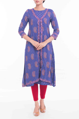 Women's Ethnic PURPLE