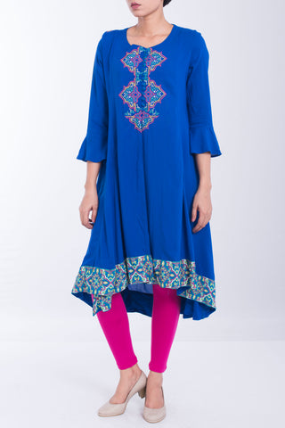 Women's Ethnic ROYAL BLUE