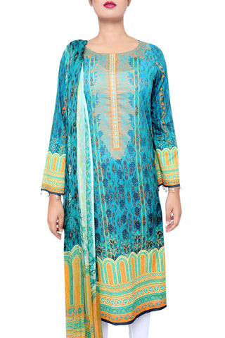Women's Lawn SURFIE GREEN ( 2 Piece)