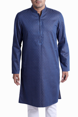 MENS PANJABI NAVY