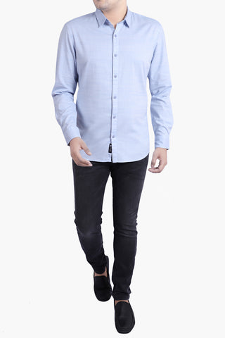 MENS CASUAL SHIRT JAGGED ICE