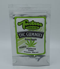 Load image into Gallery viewer, Tastee Treats THC GUMMIES 300MG