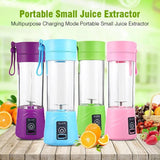 Mini Portable Blender Mixer 380ml