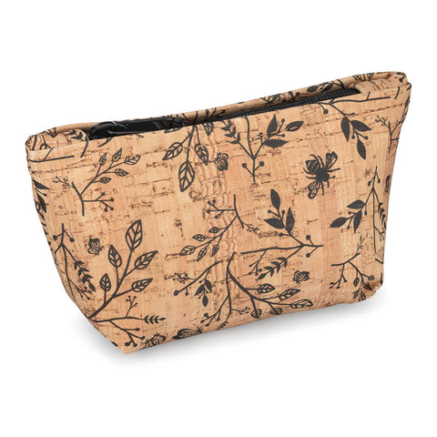 BE ORGANIZED | Small Zip Pouch | Floral Print