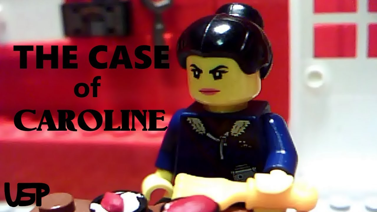 The Case of Caroline: Ultra Awesome Adventures of Andrew and Jeremy