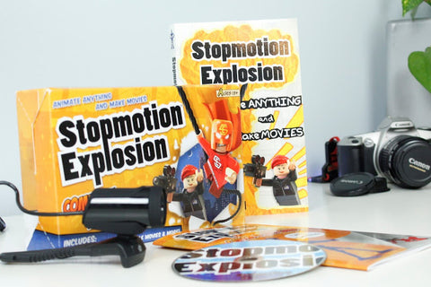 Unboxing the Stopmotion Explosion Kit