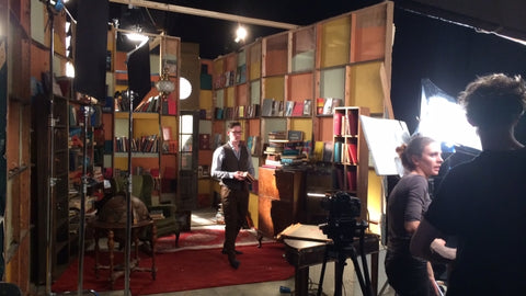 Behind the scenes of Reader's Digest