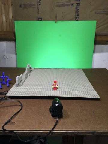 Chroma Keying For Stop Motion Animation Choosing