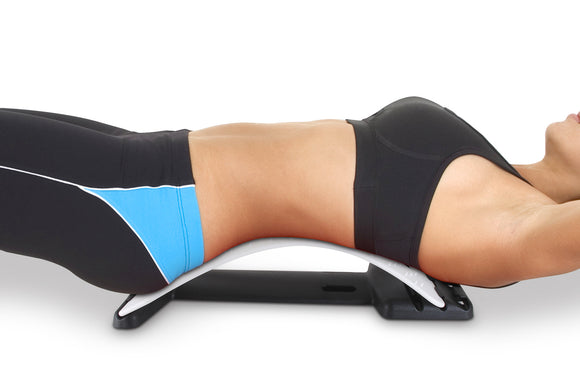 Lightwave Back Stretcher with Acupressure