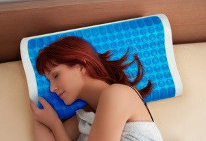 Memory Foam PU Gel Pillow