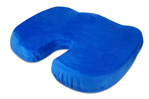 Ergonomic Memory Foam Seat Cushion