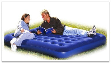 Portable Luxury Inflatable Bed