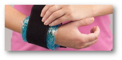 Hot and Cool Wrist Gel Wrap
