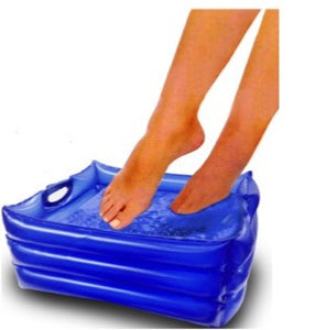 EZ Inflatable Massaging Foot Spa