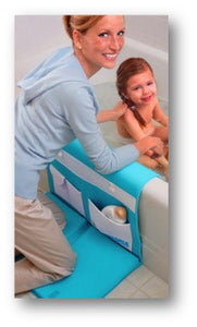 Bathroom Storage Caddy and Knee Pad