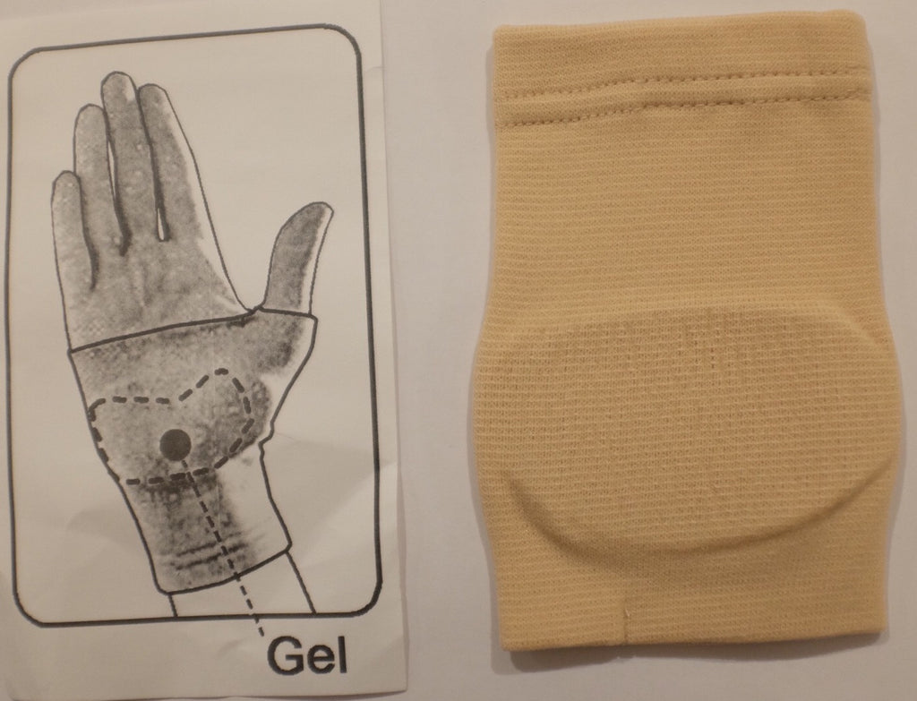 EZ Gel Right Hand Support