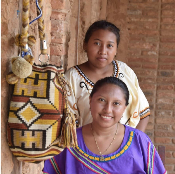 Handweaving by the Wayuu People - Our Barehands