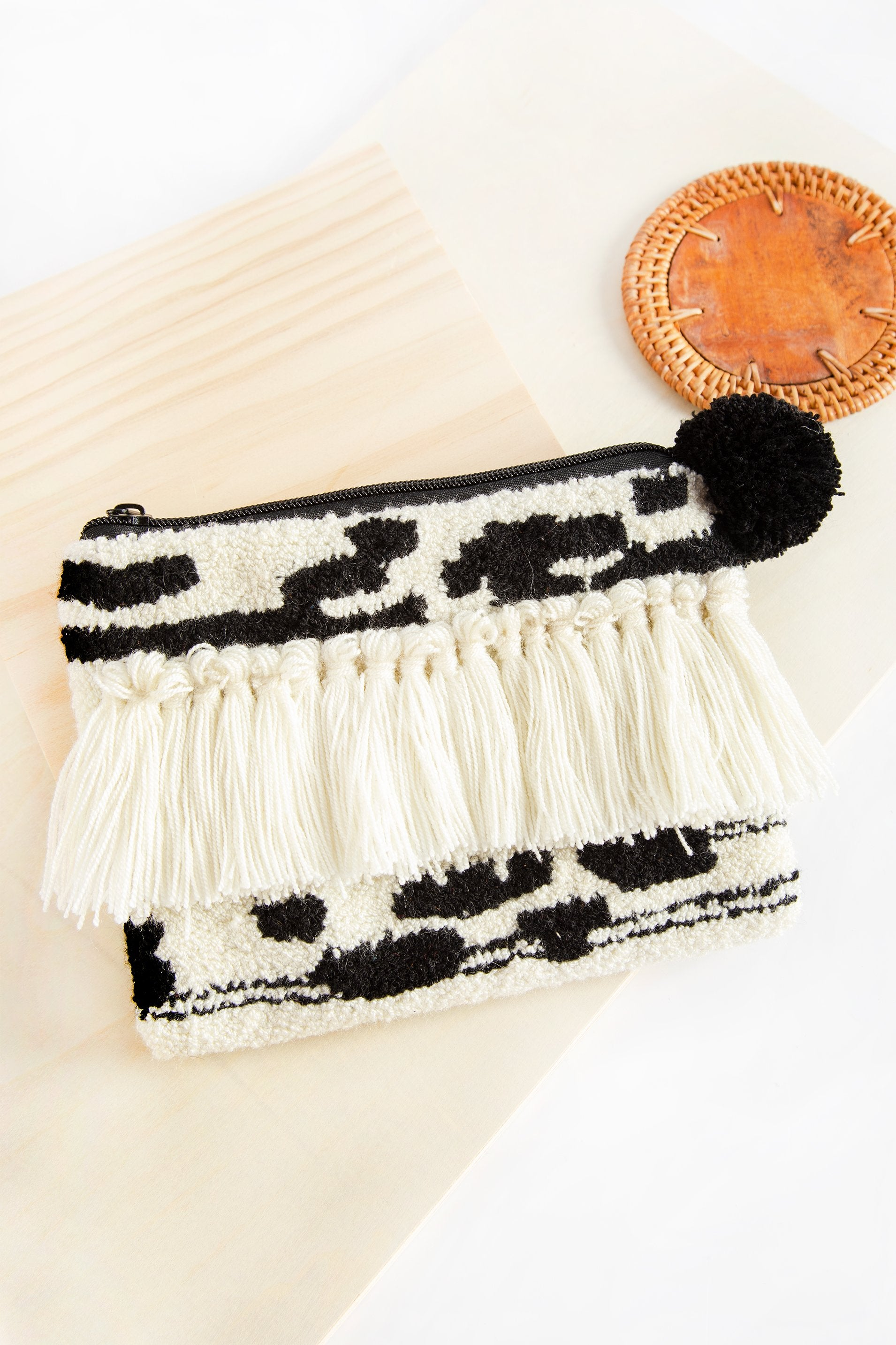 Wayuu Mini Clutch - Catalina - Our Barehands