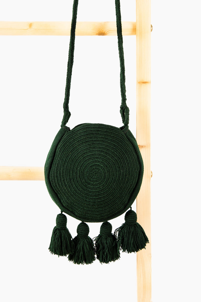 Wayuu Banjo Mini Sling - Jungle - Our Barehands