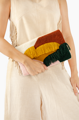 Wayuu Large Clutch - Marimba - Our Barehands