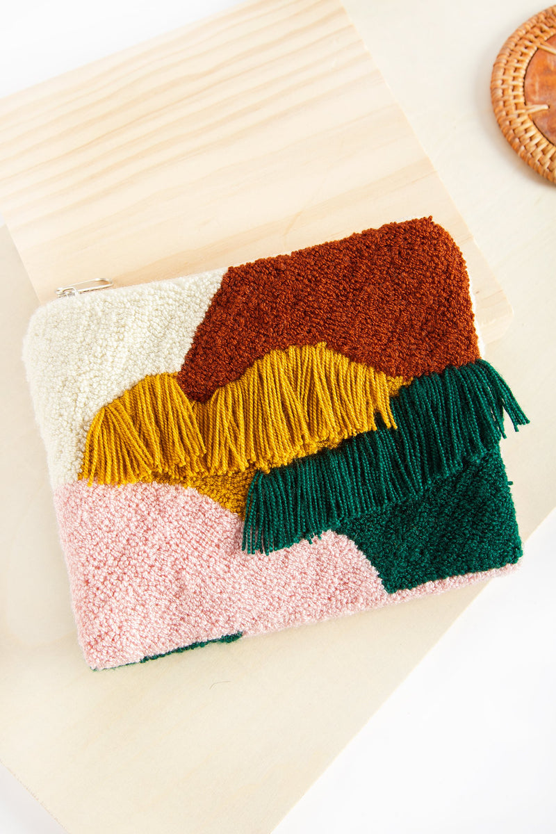 Wayuu Mini Clutch - Marimba - Our Barehands
