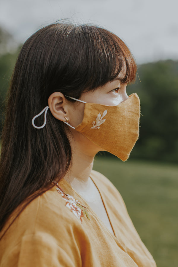 Hope: Linen Masks by Naked Works