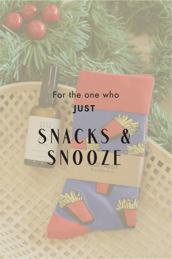 Snacks & Snooze