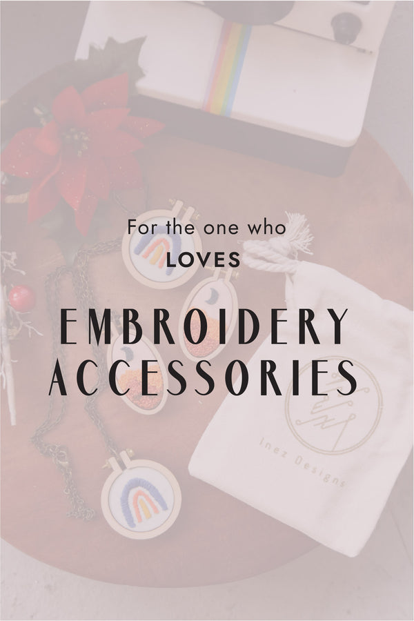 Loves Embroidery Accessories