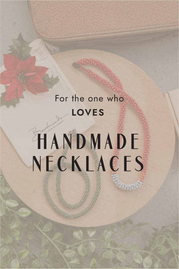 Loves Handmade Necklaces