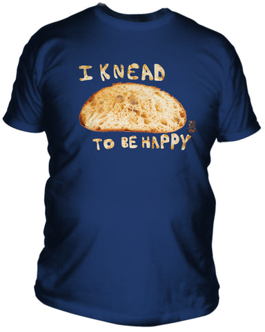I Knead Bread to be Happy