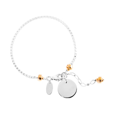 Bella Bangle | Pearl Detail