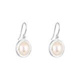 Rock Finders Keepers | Atticus Large Drop Earrings | Pearl Detail | VOULT.COM.AU