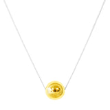 Rock Finders Keepers | Billy Large Necklace | Polished Gold Detail | VOULT.COM.AU